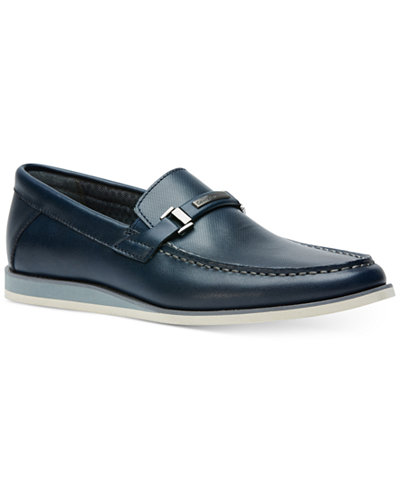 Calvin Klein Men's Kiley Textured Loafers