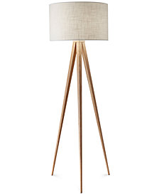 Adesso Director Tripod Floor Lamp