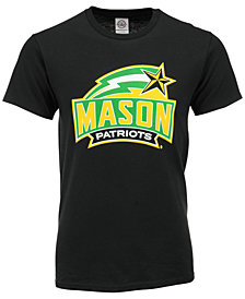J America Men's George Mason Patriots Big Logo T-Shirt
