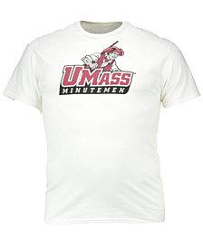 J America Men's Massachusetts Minutemen Big Logo T-Shirt