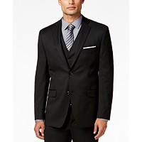 Deals on Alfani Mens Stretch Performance Slim-Fit Jacket