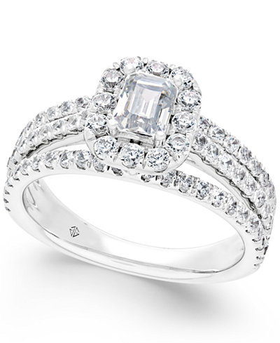 Diamond Engagement Ring (1-3/4 ct. t.w.) in 14k White Gold