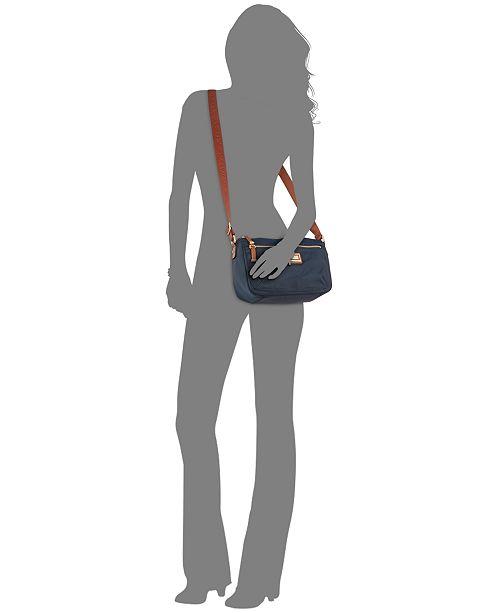 Calvin Klein Belfast Crossbody - Handbags   Accessories - Macy s 2e0a9a845f
