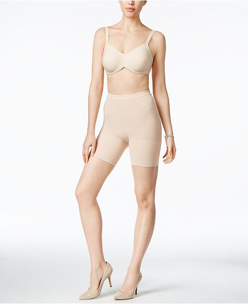 SPANX Power Short, also available in extended sizes