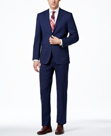 Slim Fit Mens Suits: Blue, Black, Gray - Macy's