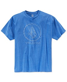 Volcom Men's Corpo Push Graphic-Print Logo T-Shirt