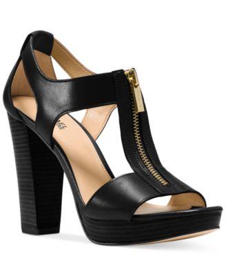 michael kors berkley t strap platform dress sandals sandals flip rh macys com michael kors watch macys sale michael kors macys shoes sale