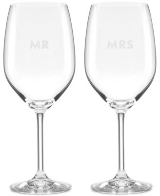 Darling Point Collection 2-Pc. Wine Glasses Set