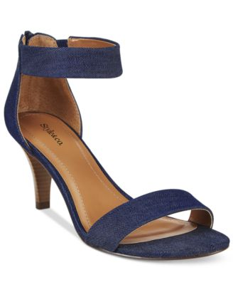 Image of Style & Co Paycee Two-Piece Dress Sandals, Only at Macy's