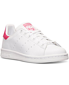 adidas Big Girls' Stan Smith Casual Sneakers from Finish Line
