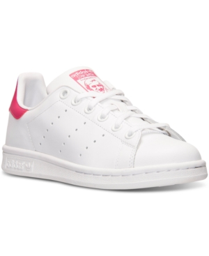 adidas Big Girls' Stan...