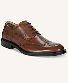 Johnston & Murphy Men's Tabor Wing Tip Oxfords