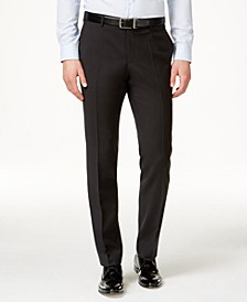 HUGO Men's Black Classic-Fit Pants