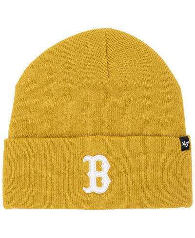 '47 Brand Boston Red Sox Haymaker Knit Hat
