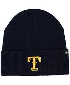 '47 Brand Texas Rangers Haymaker Knit Hat