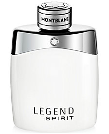 Montblanc Men's Legend Spirit Eau de Toilette Spray, 3.3 oz
