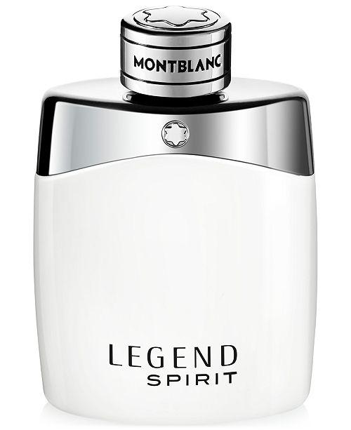 Mont Blanc Montblanc Mens Legend Spirit Eau De Toilette Spray 33