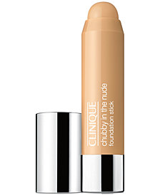 Clinique Chubby in the Nude Foundation Stick, 0.21 oz.