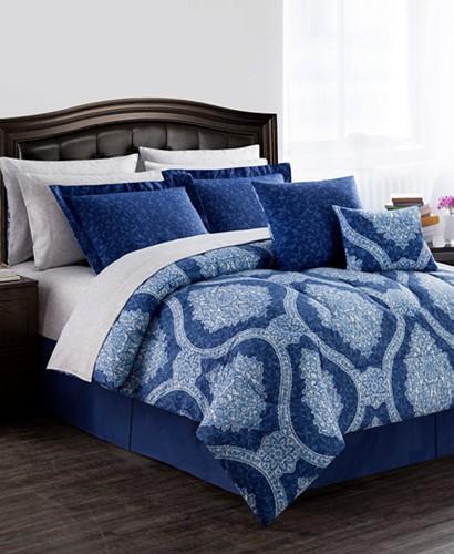 Reversible 12-Pc. Comforter Sets