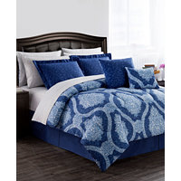 Reversible 12-Pc. Comforter Sets