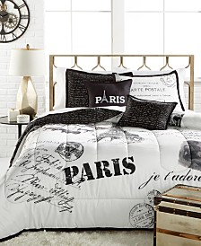 Paris 5-Pc. Comforter Sets