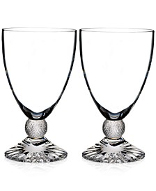 Town & Country Collection Riverside Drive Wine Glass Pair