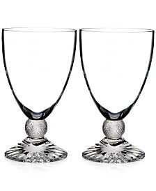 Waterford Town & Country Collection Riverside Drive Wine Glass Pair