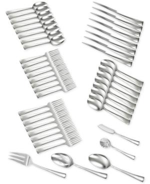 Zwilling J.a. Henckels Twin Brand Bellasera 18/10 Stainless Steel 45-Pc. Flatware Set, Service for 8