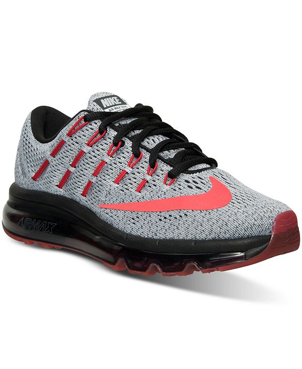 Nike Big Boys' Air Max 2016 Running Sneakers from Finish Line