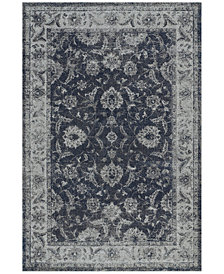 "Dalyn Mosaic Manor Steel Blue 3'3"" x 5'1"" Area Rug"