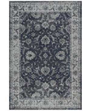 "Dalyn Mosaic Manor Steel Blue 9'6"" x 13'2"" Area Rug Product Image"