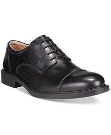 Johnston & Murphy Men's Tabor Cap Toe Oxford
