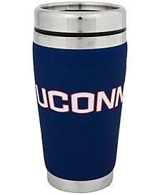 Hunter Manufacturing Connecticut Huskies 16 oz. Stainless Steel Travel Tumbler