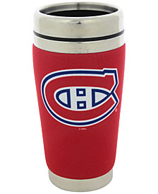 Hunter Manufacturing Montreal Canadiens 16 oz. Stainless Steel Travel Tumbler