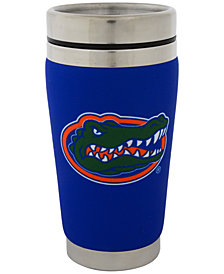 Hunter Manufacturing Florida Gators 16 oz. Stainless Steel Travel Tumbler