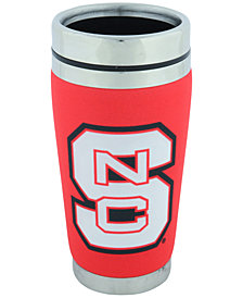 Hunter Manufacturing North Carolina State Wolfpack 16 oz. Stainless Steel Travel Tumbler