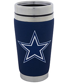 Hunter Manufacturing Dallas Cowboys 16 oz. Stainless Steel Travel Tumbler