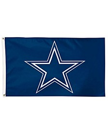 Dallas Cowboys Deluxe Flag