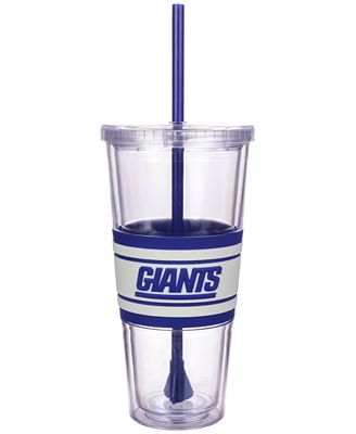 Boelter Brands New York Giants 22 oz. Hyped Straw Tumbler