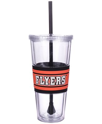 Boelter Brands Philadelphia Flyers 22 oz. Hyped Straw Tumbler