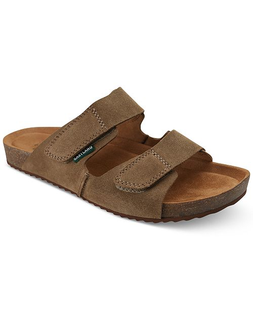 Eastland Caleb Men's Leather ... Sandals UuwuqdBtjx
