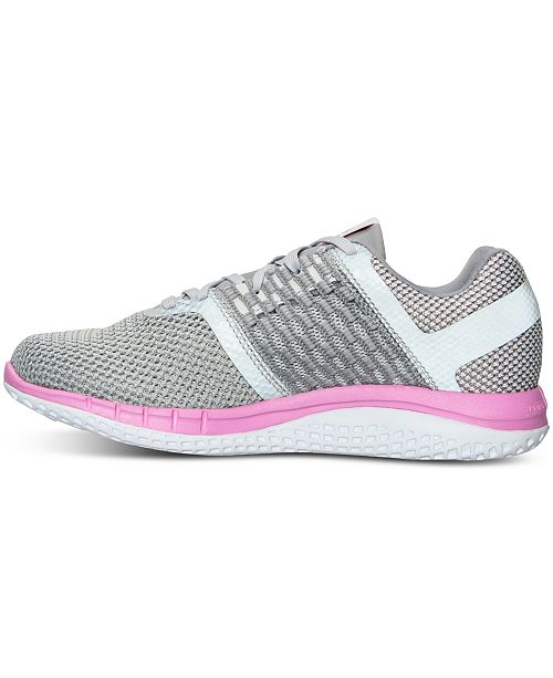 Reebok Women s ZPrint Running Sneakers from Finish Line - Finish ... adb20f4a5