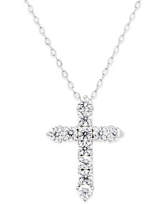 a62b3eb2c5f6b Cross Necklaces For Women: Shop Cross Necklaces For Women - Macy's