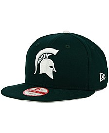 Michigan State Spartans Core 9FIFTY Snapback Cap