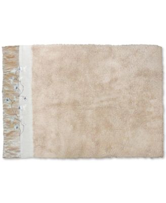 "Magnolia Collection 20"" x 30"" Bath Rug"