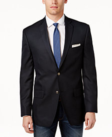 Alfani Slim-Fit Solid Blazer