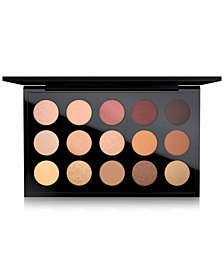 MAC Eyes On Mac Eye Shadow Palette, Warm Neutral x 15