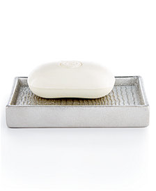 Croscill Roebling Stripe Soap Dish