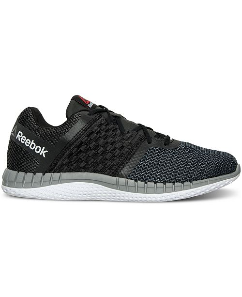 Reebok Men s ZPrint Run Running Sneakers from Finish Line - Finish ... 27014f4d9