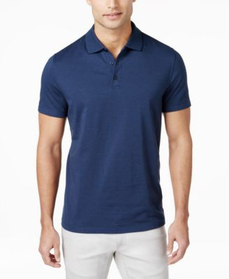 Image of Alfani Men's Stretch Polo, Only at Macy's